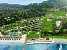 Miraggio Thermal Spa Resort  #Halkidiki #Greece #Resort #Spa