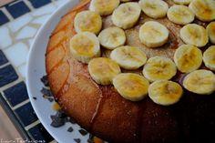 Bizcocho Plátano