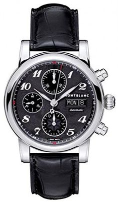 MontBlanc Star 106467 https://www.carrywatches.com/product/montblanc-star-106467/ MontBlanc Star 106467 #Chronographwatch