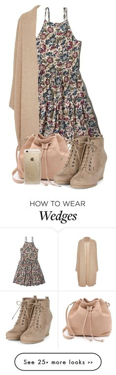 """""""walk in the park"""" by blackfashion123 on Polyvore featuring Abercrombie & Fitch, Rosetta Getty, MR. and Rifle Paper Co"""