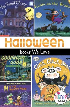 Halloween Theme Preschool, Halloween Activities For Toddlers, Halloween Books For Kids, Spooky Halloween, Halloween Themes, Toddler Activities, Preschool Books, Preschool Themes, Preschool Lessons