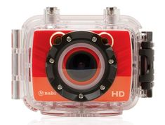 Nabi Square HD Camera - One of the coolest cameras for kids! (Yep, waterproof, but that's just the beginning).