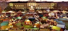 Christkindlesmarkt in Karlsruhe Marketing, Timeline Photos, Christmas Tree, Christmas Markets, Real Life, Germany, Mansions, House Styles, Holiday Decor