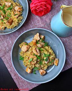 Good Food, Yummy Food, Easy Peasy, Fried Rice, Italian Recipes, Germany, Favorite Recipes, Ethnic Recipes, Blog