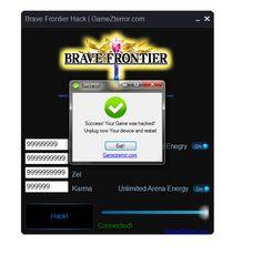 Brave Frontier Hack http://gamezterror.com/brave-frontier-hack-tool-ios-android-cheats/