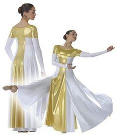 vestuarios para danza cristiana - Buscar con Google