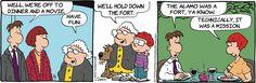 Lola Comic Strip, February 07, 2015 on GoComics.com