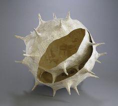 Spore | 2011 | 22x22x22 | Holly A. Senn