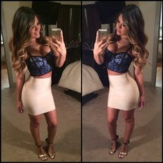 ♥ night out outfit