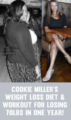Cookie Miller Lost Over 70lbs In One Year With This Diet & Workout Plan! - TrimmedandToned