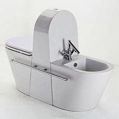 Fine Looking Sink Bidet Toilet www.cnbhomes.com | House Interiors |  Pinterest | Toilets and Sinks