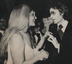 Dalida et ses amis George Chakiris