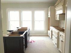 Kitchen Cabinets!!  Loving them!!!