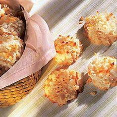 macaroons with sweetened condensed milk