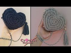 Ideas Crochet Bag Trapillo For 2019 Crochet Headband Tutorial, Crochet Bag Tutorials, Headband Pattern, Crochet Videos, Beginner Crochet, Love Crochet, Beautiful Crochet, Knit Crochet, Crochet Gloves