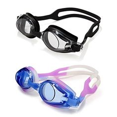 Adult Swimming Glasses Antifog UV Waterproof Swimming Goggles  1 Piece Random Color >>> Click on the image for additional details.Note:It is affiliate link to Amazon. #followshoutoutlikecomment