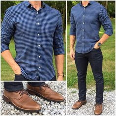 Thinking About Fall 👖👞🍂 Here's a pre-fall outfit with my favorite boots, dark denim, and a lightweig. Mode Man, Stylish Mens Outfits, Mens Fall Outfits, Mein Style, Herren Outfit, Pinterest Fashion, Business Casual Outfits, Men Style Tips, Mens Clothing Styles