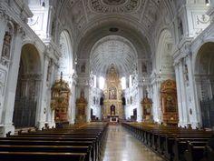 Múnich, Michaelskirche.