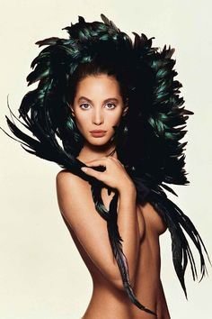 Christy Turlington. MATCHESFASHION.COM #MATCHESFASHION