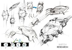 Transportation Sketchs & Renders (Update IV) im Auftrag - Sketches - Transport Watch Drawing, My Works, Transportation, Character Design, Behance, Sketches, Product Design, Drawings, Projects