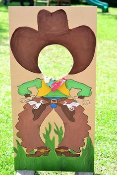 Girly Cowgirl Farm Themed Birthday Party - Karas Party Ideas - The Place for All Things Party