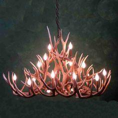 Antler chandelier etsy antler chandelier pinterest antler modern antler chandelier australia aloadofball Choice Image