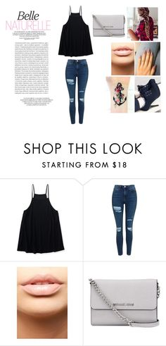 """Untitled #435"" by rasberry893 on Polyvore featuring Aéropostale, Topshop, MDMflow, MICHAEL Michael Kors and Oris"