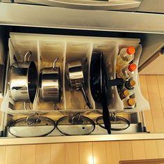 Kitchen,収納,整理収納部,100均,整理収納アドバイザー hiromimiの部屋
