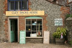 Cley Smokehouse, North Norfolk