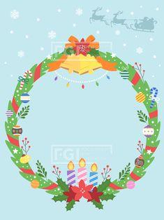 20100277,ILL167, 프리진, 일러스트, 이벤트, 프레임, ILL167, 크리스마스, 성탄절, 기념일, 행사, 축제, 홀리데이, 공휴일, 휴일, 겨울, 사람, 인물, 동물, 캐릭터, 루돌프, 사슴, 순록, 남자, 남성, 노인, 노년, 할아버지, 산타할아버지, 산타, 산타클로스, 장식, 별, 지팡이, 종, 데코레이션, 눈, 방울, 편지지, 카드, 실루엣, 열매, 꽃, 양초, 리스, 리본, 썰매, 불꽃,#유토이미지 #프리진 #utoimage #freegine