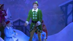 "ELF — The Musical: ""Christmas Town"""