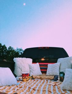 Tailgate camping. Doing this soon!