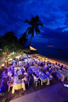 Paya Beach Spa & Dive Resort, Tioman, Malaysia // Top Destination Wedding Venues in Malaysia - Part