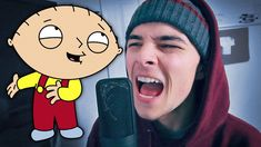 Mikey Bolts - Rap God in Stewie Griffins voice. THIS IS AMAZING. I LOVE IT.