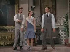 good mornin', good mornin' to you <3 (gene kelly, debbie reynolds, donald o'connor, 'singing in the rain')