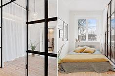 Veckans drömhem på Hemnet: Stilsäker design, maffig glasvägg och ett fantastiskt kök