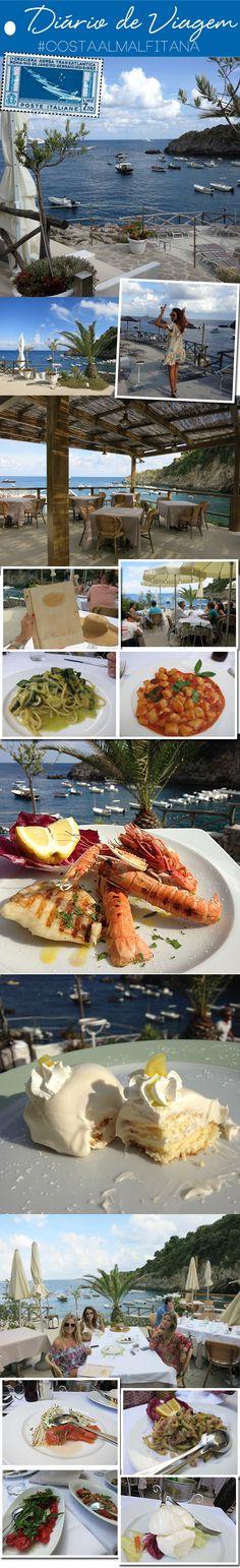 Falar que a Costa Amalfitana é um lugar de tirar o fôlego é muito lugar comum já nesse blog! Hahahah! Gente, mas é a descrição mais perfeita. É tudo tão lindo que não dá para acreditar no que os ol…