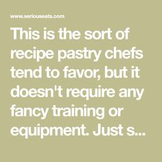 This is the sort of recipe pastry chefs tend to favor, but it doesn't require any fancy training or equipment. Just smash some butter in a bowl of flour, stir in a bit of water, roll it out, and fold it over a few times, for an easy layered dough that's supple but strong. It won't slump out of shape in the oven, so it can support complicated decorative techniques, but it's wonderfully buttery, so it always turns out flaky and tender, too.