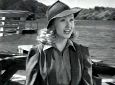 """1939 - """"Nancy Drew, Trouble Shooter"""" - a series that lasted only 4 movies, starring youngster Bonita Granville as Nancy Drew."""