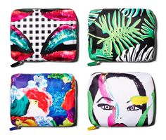 The product: Sonia Kashuk Beauty Organizer  Why we want it: What can we say? Every season we treat ourselves to the latest Sonia Kashuk makeup case because the prints are just too hard to resist. This Spring, Sonia collaborated with makeup artist Linda Mason to create these colorful patterns.  Available: April 2015