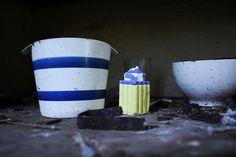 Shetland's old croft houses - interior scene