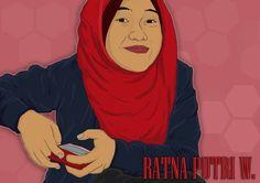 Vektor art for cc:ratna putri wijayanti