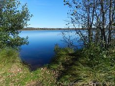 Lake Wausau as seen from Rookery Park