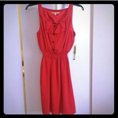 Gianni Bini Dress Red Gianni Bini Dress.  Size: XS. New with tags. Could for a small as well. Gianni Bini Dresses