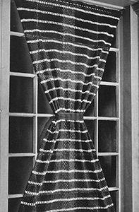Knitting Stitches, Knitting Patterns Free, Knit Patterns, Free Knitting, Vintage Knitting, Vintage Crochet, Curtain Patterns, Craft Projects, Curtains