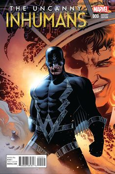 Preview: Uncanny Inhumans, Page 4 of 10 - Comic Book Resources