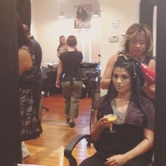#rawhaircuts's video on Instagram get your FREE Blowouts @ Aveda Concept Salon Raw Hair Studio, All Day Every Day!! If you care please share