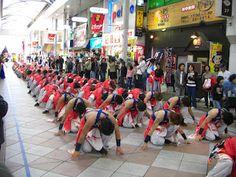 Yosakoi Festival in Sasebo, Japan Sasebo Japan, Dancers, Summer Days, Bucket, World, Places, Tips, Travel, Design