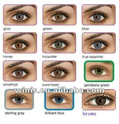 f3503ba41f 2014 EOS lens prescription soft coloured contacts eye of seduction BRILLER   3.50~ 7.50 Contact Lenses