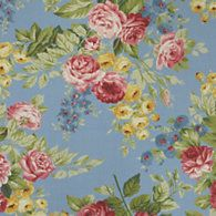 Garden Harbor Floral Sky - Ralph Lauren Fabrics drapery and upholstery fabric offered online by the yard at unbeatable discount prices with Ralph Lauren Fabric samples available, quick shipping and unsurpassed customer service. Floral Upholstery Fabric, Chintz Fabric, Floral Fabric, Blue Fabric, Fabric Decor, Floral Bedding, Kimono Fabric, Ralph Lauren Fabric, Pose